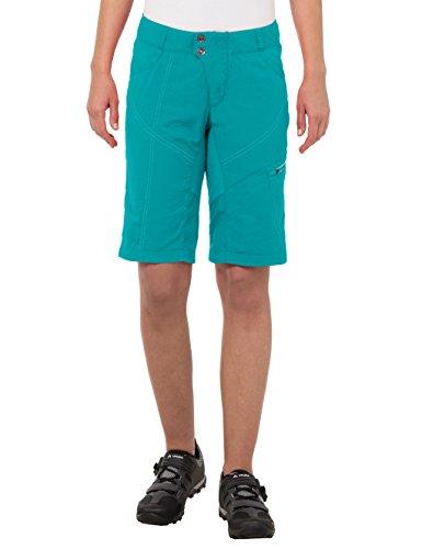 VAUDE Damen Hose Tamaro Shorts, Reef, 36, 05487