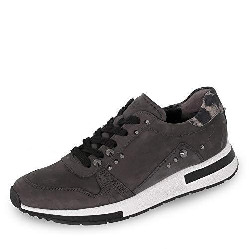 Paul Green Sneaker 4796-085 Größe 40.5 EU Grau (Iron/Taupe)