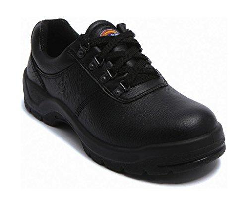 Arbeitsschuhe Clifton Super Safety, Farbe:Black;Größe:47