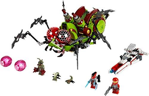 LEGO Galaxy Squad - 70708 - Jeu de Construction - L'insecte Tranchant
