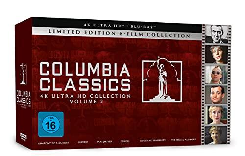 Produktbild von Columbia Classics Vol. 2 - Limited Edition (4K UHD) (exklusiv bei Amazon.de) [Blu-ray]