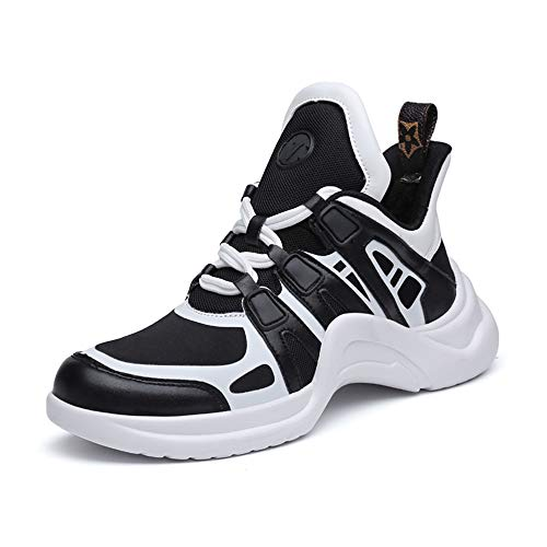 Willsky Chaussures de Sport pour Femmes, Formateurs légers Fitness Occasionnel Course à Pied Sport Marche à Pied Jogging Baskets athlétiques,Black,39