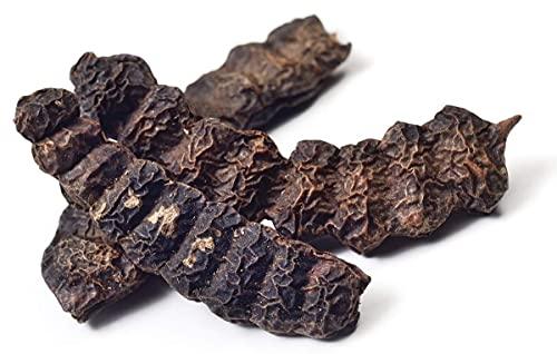 Egal Shikakai orgánico (1 KG) Champú de hierbas/Shikakai crudo seco/Acacia Concinna