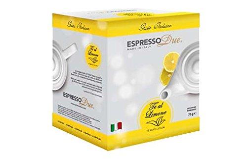 Espresso Due 25 Capsule The al Limone per Nuove Macchine cod. 315-321