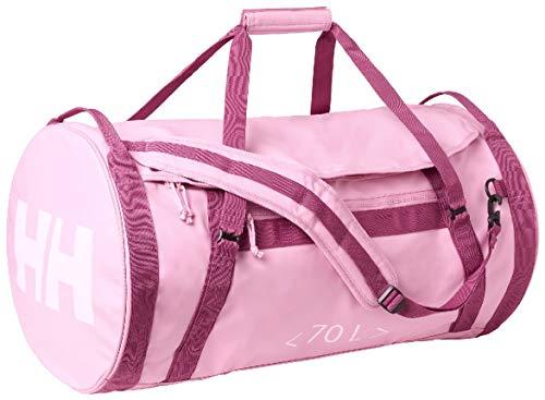 Helly Hansen Hh Duffel Bag 2 70l Bolsa De Viaje, Niños, Bubblegum Pink, One size