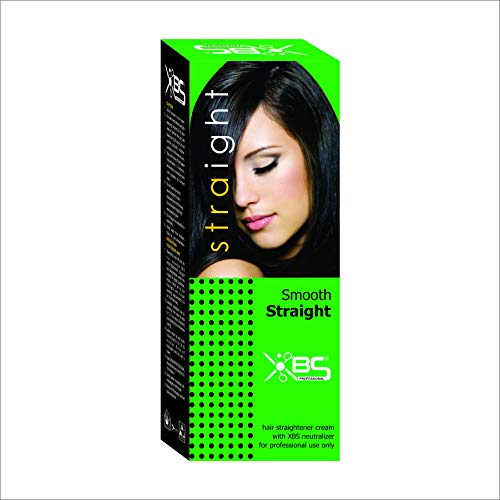 Xbs Professional Smooth Hair Straight Cream Hair Straightener Cream With Neutralizer
