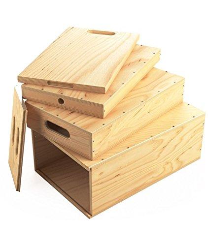 Udengo - Apple Box Nested Set