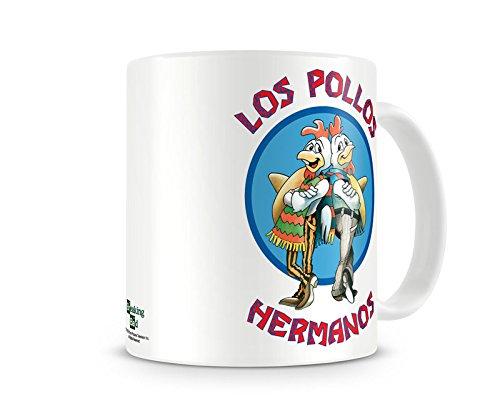 Offizielles Lizenzprodukt Los Pollos Hermanos Kaffeetasse, Kaffeebecher