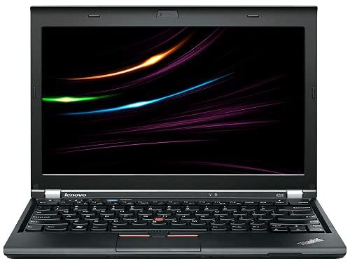 Lenovo ThinkPad X230 Mobiles Notebook Intel i3 2 x 2.4 GHz Prozessor 4 GB Arbeitsspeicher 320 GB HDD 12.5 Zoll Display HD 1366x768 Cam Windows 10 Pro 7PG (Generalüberholt)