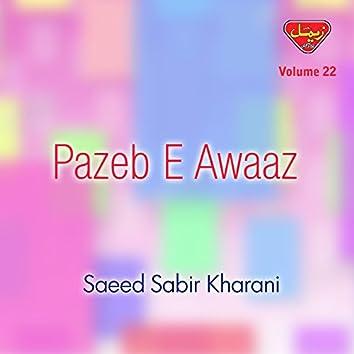 Pazeb-e-Awaaz, Vol. 22