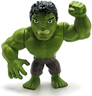 Jada Toys The Incredible Hulk Die-cast, 4 Metal Figure