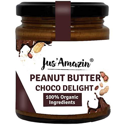 Organic Peanut Butter 200 gm (7.05 Oz)
