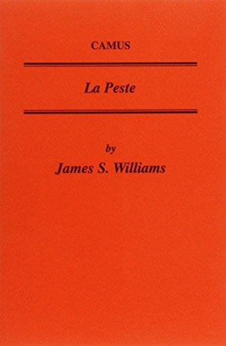 Camus: La Peste