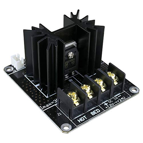 3D FREUNDE Upgraded Mosfet V2 zur Entlastung des Mainboards für den sicheren Betrieb des Heizbetts oder Hotends - 3D Ducker: Anycubic Creality Anet und weitere