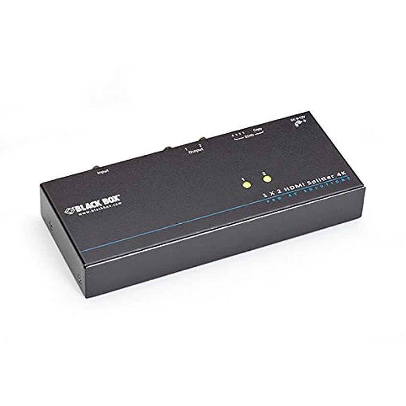 Black Box 1x2 4K HDMI Splitter