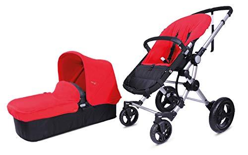 Baby Ace 8437030572559 - Carritos con Capazos, unisex, 11500 g