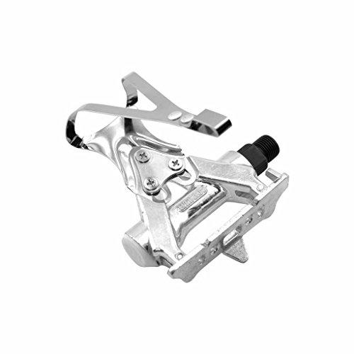 V BIKE Gürtelschlaufen / Fahrradpedal Aluminium