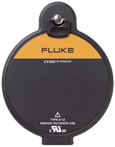 Fluke Industrie CV300 75 mm IR Windows, handdraaien deurgrendel