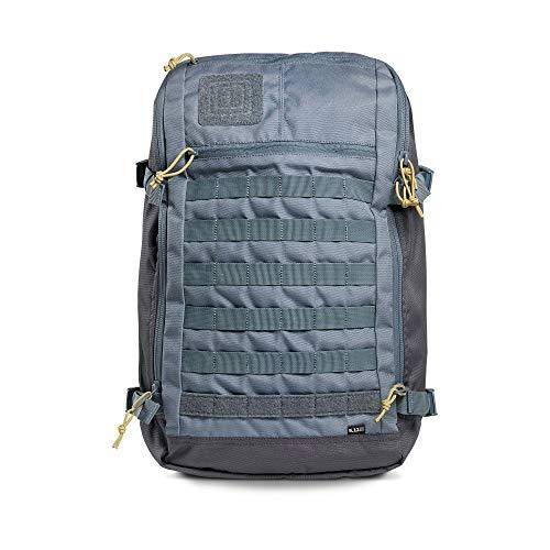 5.11 TACTICAL SERIES Rapid Quad Zip Pack Rucksack, 50 cm, Türkis (Hurricane)