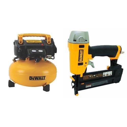DEWALT DWFP55126 6-Gallon 165 PSI Pancake Compressor with...