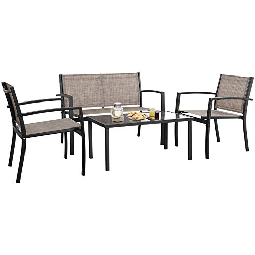Best Patio Furniture For Uncovered Patio