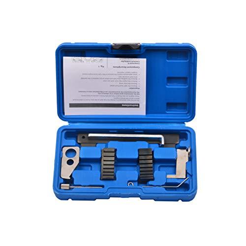 Kit De Herramientas De Temporización Del Motor, 1.6 1.8 Herramienta De Reparación Del Motor De 16V, Bloqueo De Árbol De Levas, Adecuado Para Chevrolet, Adecuado Para Opel, Adecuado Para Fiat,Azul