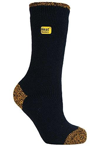 Heat Holders - Ladies Workforce Thermal Socks with Reinforced Heel and Toe...