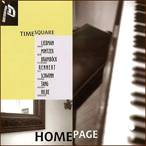 Timesquare Homepage