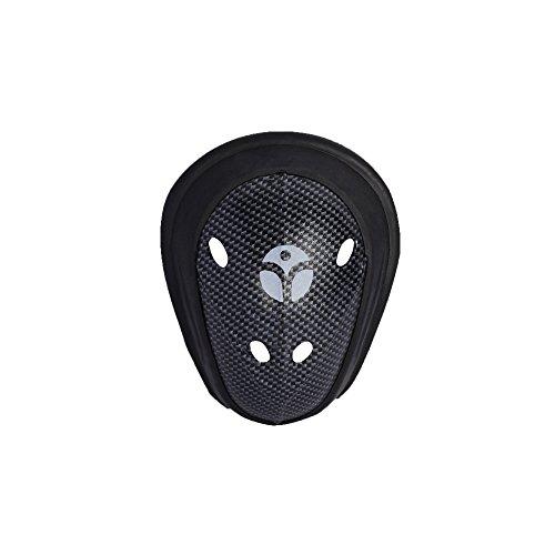 Ek Retail Shop Ultimate Guard/Pad für Männer, Jugend und Jungen Haut und umweltfreundlich ungiftig (3Größen Erhältlich), Schwarz, Jungen
