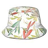 Sombrero de chofer de marinero de pescador de verano, imágenes abstractas y patrones retro con textura tradicional antigua