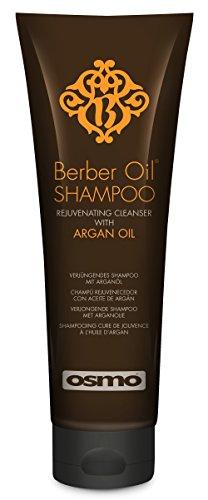 Osmo Berber Oil Shampoo met arganolie - Infuses Hair met vocht en hydratatie - 250ml