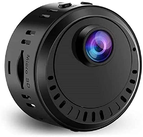 Mini Spy Hidden Camera Wifi Security Camera, suitable for indoor and...