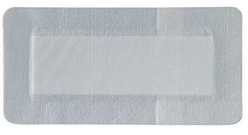 PintoMed - Adhesive Wundverband, Sterile Pflaster aus TNT mit Saugkissen - 10cm x 20cm - 25 Stück - Ultraempfindlich, Saugfähig, Vlieskleber, Atmungsaktiv, Postoperativ