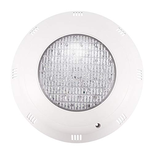 ALLOMN Luz Subacuática, Luces para Piscina IP68 Impermeable LED Luz Subacuática Fuentes...