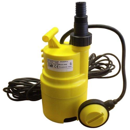 Mauk Schmutzwasserpumpe 250W 1289