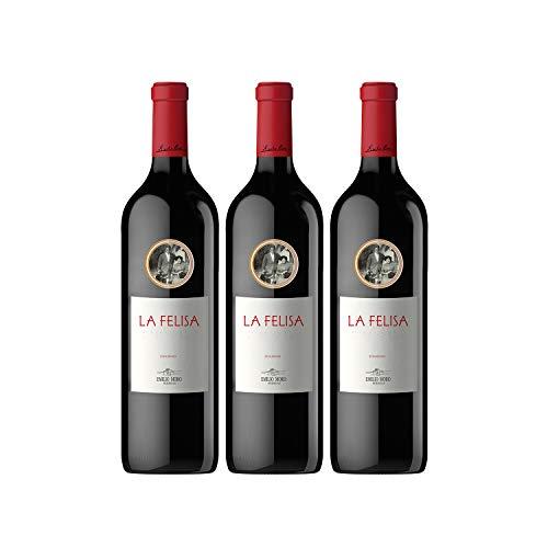 Emilio Moro- La Felisa, Vino Tinto, Tempranillo, Ribera del Duero, Ecológico, 3 x750 ml