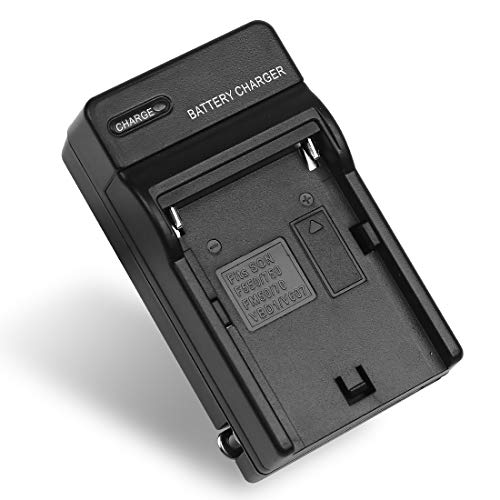 NP-F550 Battery Charger for Sony NP-FM50, FM70, FM90, FM30, FM500H,...