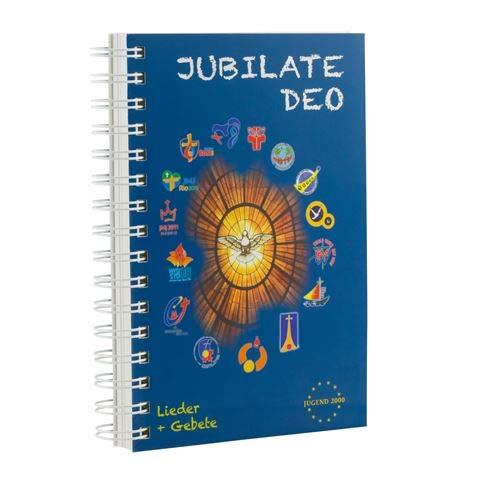 Liederbuch Jubilate Deo, Lieder & Gebete, A5 Ringbuch