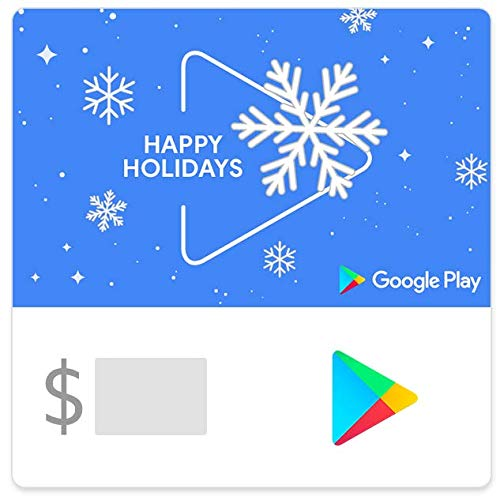 Google Play Gift Card - Email Delivery
