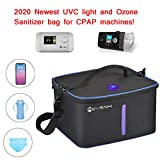 FJPAIPP UV Sterilizer Bag,CPAP Cleaner and Sanitizer Bag Portable Travel,CPAP Mask and Accessory Cleaner