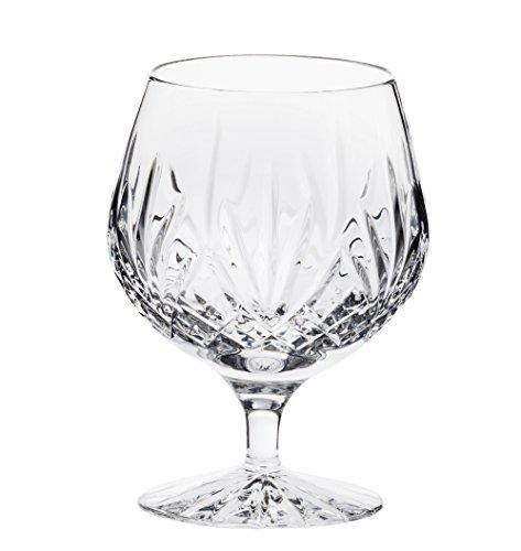 Royal Scot Crystal | Highland Verres à Brandy | Boîte cadeau de 2