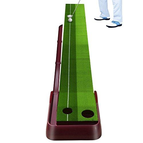 Alfombra de golf Leshp con devolución...