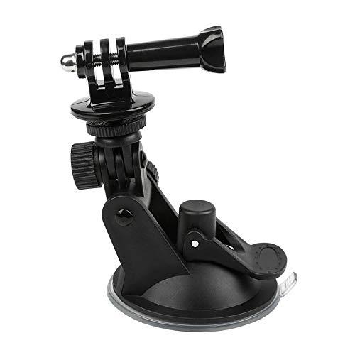 FYstar Adattatore Universale per Ventosa per Auto Supporto per Supporto per Parabrezza Staffa per Action Cam Accessori per Gopro Hero 1 2 3 4