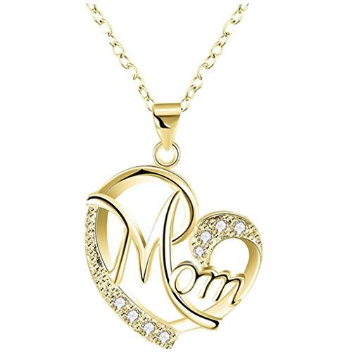 Dorical Damen 925 Sterling Silber 3A Zirkonia Halskette Frauen Halskette Beliebte Schmuck dchen Geschenk Promo (One Size, S)
