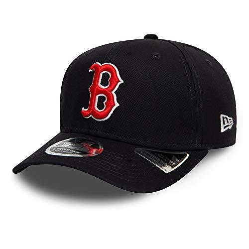 New Era Boston Red Sox Navy 9Fifty Stretch Snapback Cap- MLB Kappe (ML)