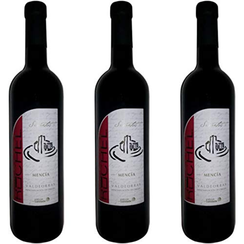 Ruchel Vino Tinto - 3 Botellas - 2250 ml