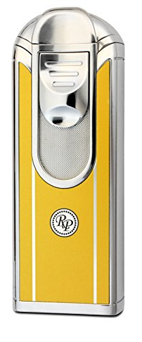 Rocky Patel Lighter South Beach Big Brother Quad Jet Yellow