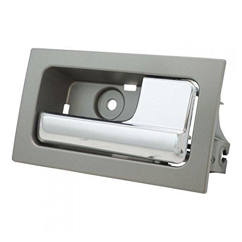 Inside Interior Door Handle RH Right Passenger Side Platinum Chrome for F150