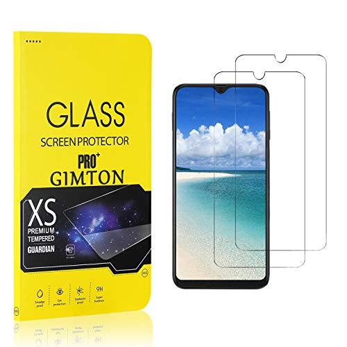 GIMTON Displayschutzfolie für Galaxy A40, 9H Härte, Anti Bläschen Displayschutz Schutzfolie für Samsung Galaxy A40, Einfach Installieren, 2 Stück