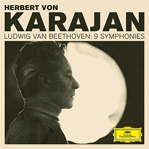Beethoven: 9 Sinfonías. Primera Grab. Dolby